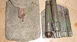 Vojenská skládací polní lopatka