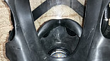 Plynová maska Auer MSA 3S