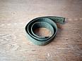 pásek AČR na suchý zip 100cm