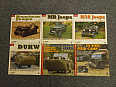 Jeep in detail, jeep Journal, ...