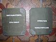 Boční pláty ESBI ESAPI - boční ochrana do vesty  Strike FACE
