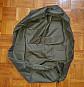 Nepromokavý obal (pláštěnka) na batoh (25-30 L) - oliva