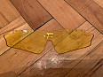 Balistická skla pro ESS ICE žlutá