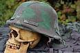 Wehrmacht potah na helmu