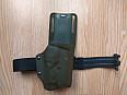Taktické pouzdro na pistoli Glock