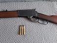 Puška Marlin 1881 38x55 (odstřelovací kulovnice)