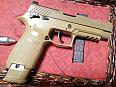 Sig Sauer M17 4.5mm diabol na Co2