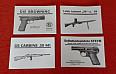 Návod STG44, CZ27, ZB26, Carabina a jiné v češtině