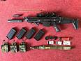 VFC FN Scar-H GBBR + zásobníky, upgrade, záruční list