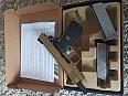 Airsoftová pistole M.E.U. SOC - písková , celokov, blowback