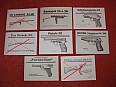 Návod CZ27 pistole P08, Walther P38, SA 24/26, Mauser 98 aj. v CZ