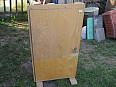 PRAGA V3S štábák - nábytek z vybavení skříně.