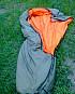 Zimní spacák průzkum para pro  výsadkáře až do minus 30