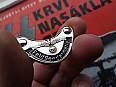 WWII German POLICE FELDGENDARMERIE pin