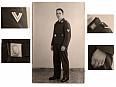 Fotka voják Luftwaffe Obergefreiter prsten LW