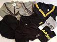 US Army IPFU / APFU fitness, sportovní oblečení