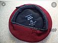 AČR baret červený 56-57