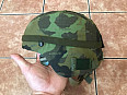 balistická helma MICH 2000 SDS, vel. M, s modernizovaným potahem rip stop vz. 95