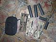 US Army čištění AR 15 M4 M16 5.56 7,62 krytky na rail M4 MC OTIS