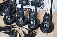 4x vysílačky Motorola GP380 VHF