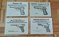 Návod Walther P38, PPk, P08, CZ27, SA 24 jen něco
