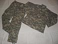US Army ACU UCP uniforma, digitální maskáče