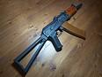 Airsoft zbraň AKS-74U