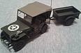 Model Jeep Wyllys MB 1/35