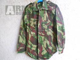 košile- portugalská armáda