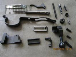 Malorážka / flobertka ZKM 451 - sada nových součástek