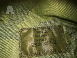 "Kabát vz. 95 - ""kongo"""