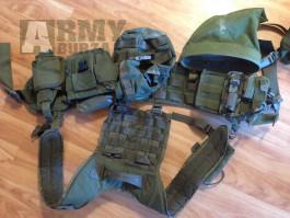 Tactical pro řemení a molle pás