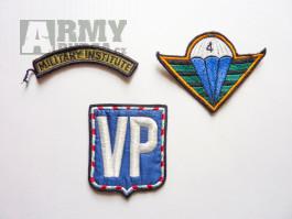Nášivky VP, 4. br., Military Institute