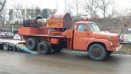 Tatra 148 s motorem Mig 15