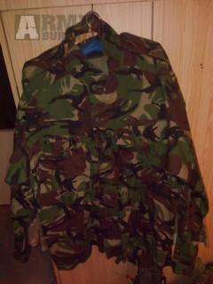 Blůza GB Jacket DPM Combat