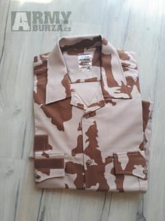Pouštní košile velikosti 182/39-40