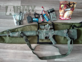 Airsoftová zbraň M16 Classic Army