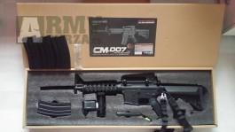 Colt M4 RIS - celokov, Cyma, CM.007