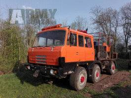 Tatra 815 tahač přívěsů