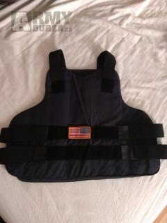 Kopie neprůstřelné vesty US