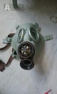 Plynová maska + filtr
