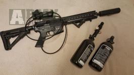 HPA Mancraft - Specna Arms M4 + prislusenstvi