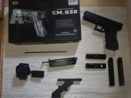 AEP Cyma Glock-18