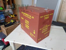 ww2 us ammo box