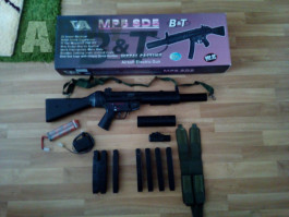 Mp5 SD5 Classic Army