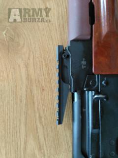 Montáž AK 47 a klony