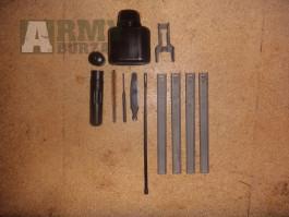 zásobníky+příslušenství AKS74U/AK74