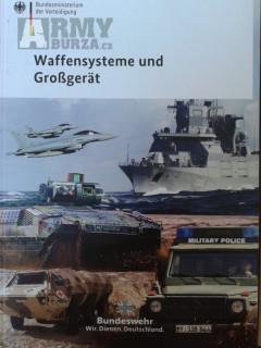 Prodám novou knihu,výzbroj Německé armády(v Němčině!)