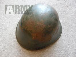 rumunská helma WW2