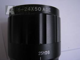 Profesionální puškohled 6-24X50